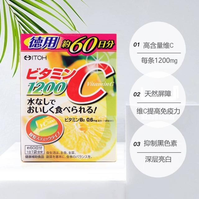 井藤漢方製薬公式Tmall_ビタミン