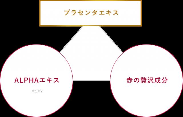 銀座ステファニー公式サイト_PLACENTISTシリーズ図