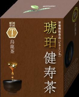 琥珀バイオテクノロジー提供_烏龍茶30