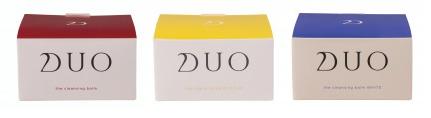 DUOクライアント提供_クレンジングバーム3箱