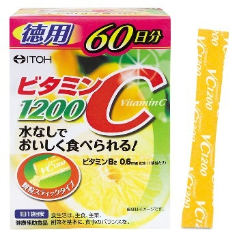クラインと提供_ビタミンC1200徳用_350