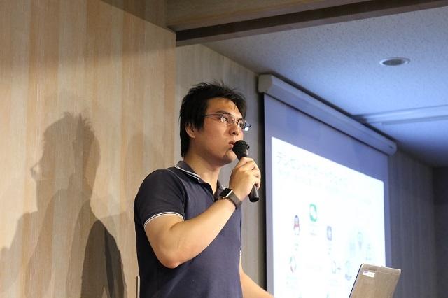 Tencent Japan合同会社 International Business Group Business Manager 中島治也 氏