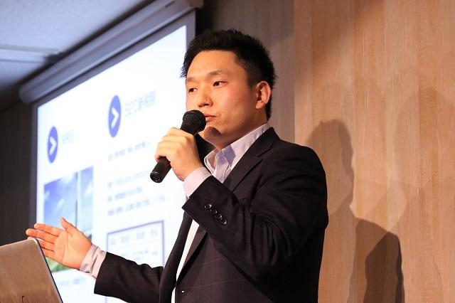 ACDのメディアマーケティング部クリエイティブディレクター・玄 杰氏