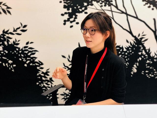 沈天怡(チンテンイ) アライドアーキテクツ株式会社グローバル事業部  アカウントマネージャー