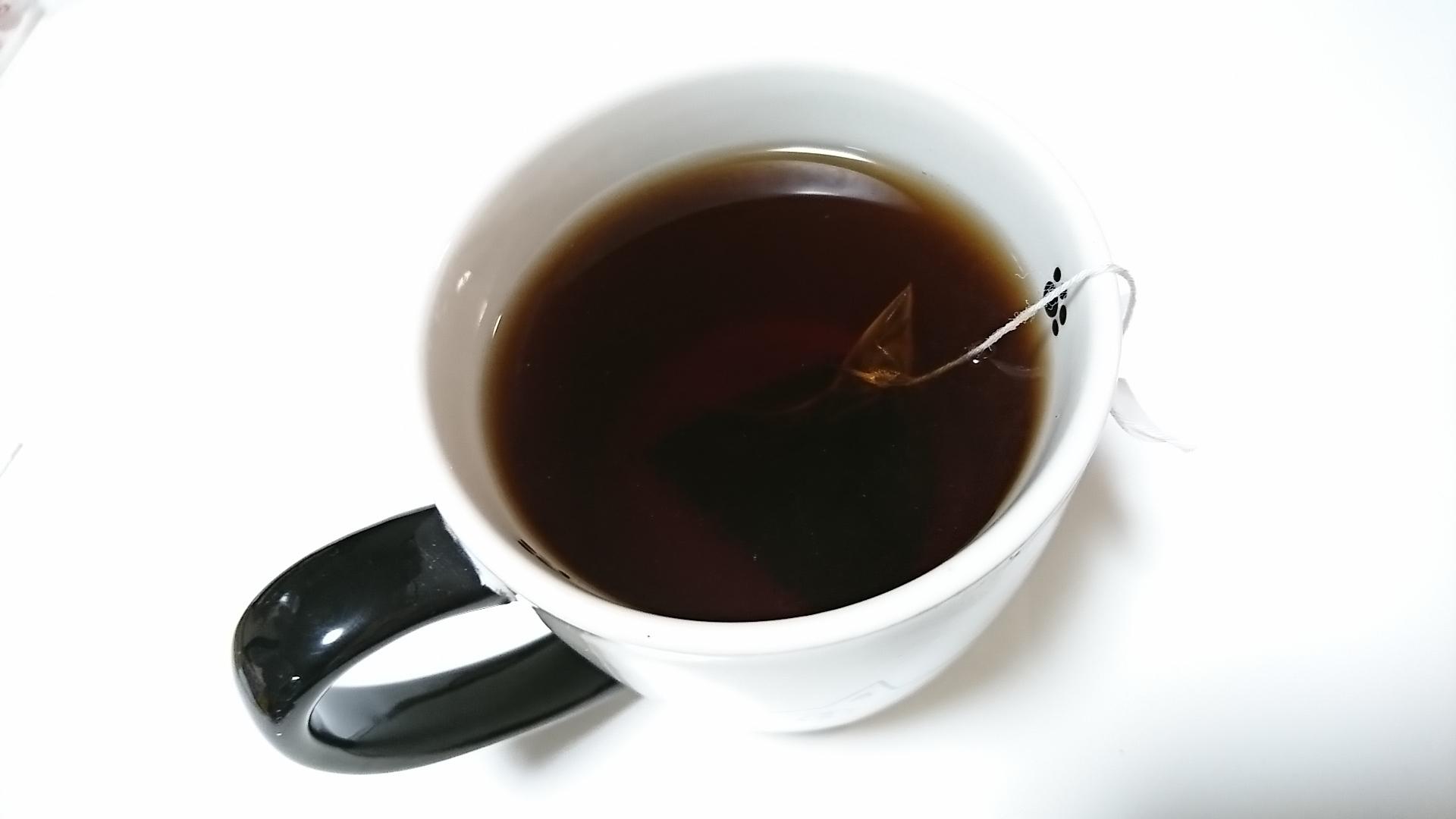 初めてのプーアール茶