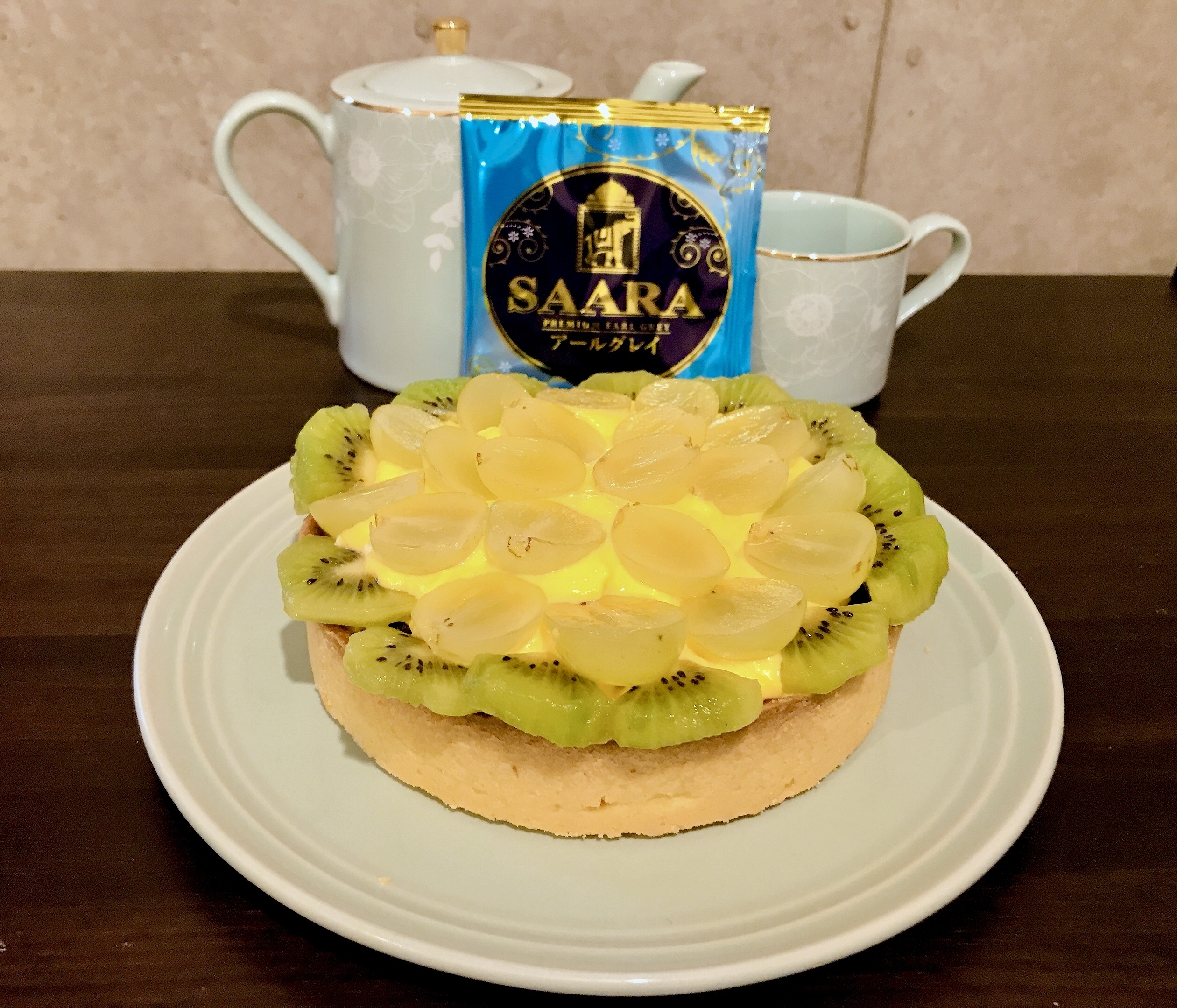 華やかな高級感ある紅茶