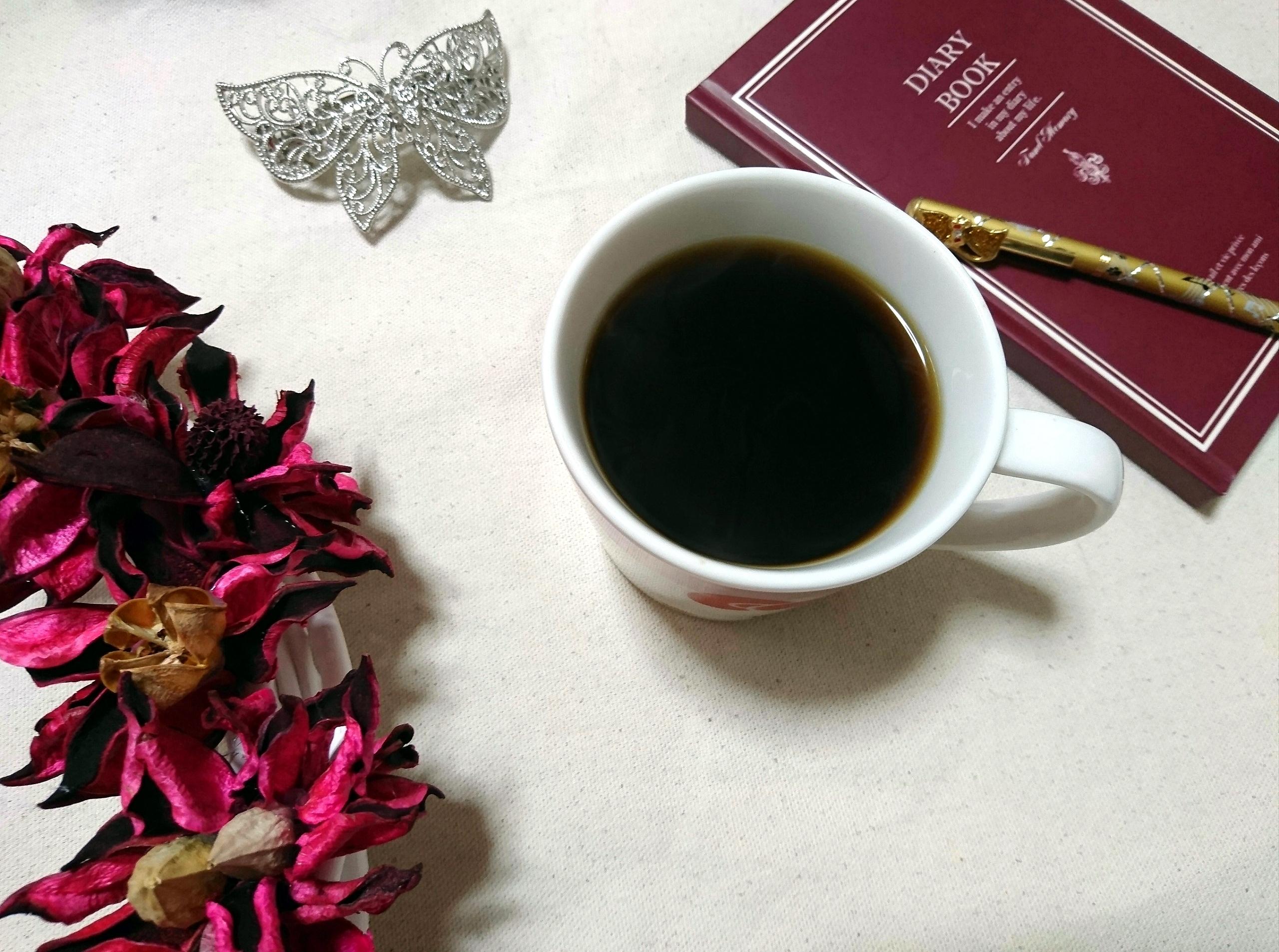香り豊かなコロンビアコーヒー