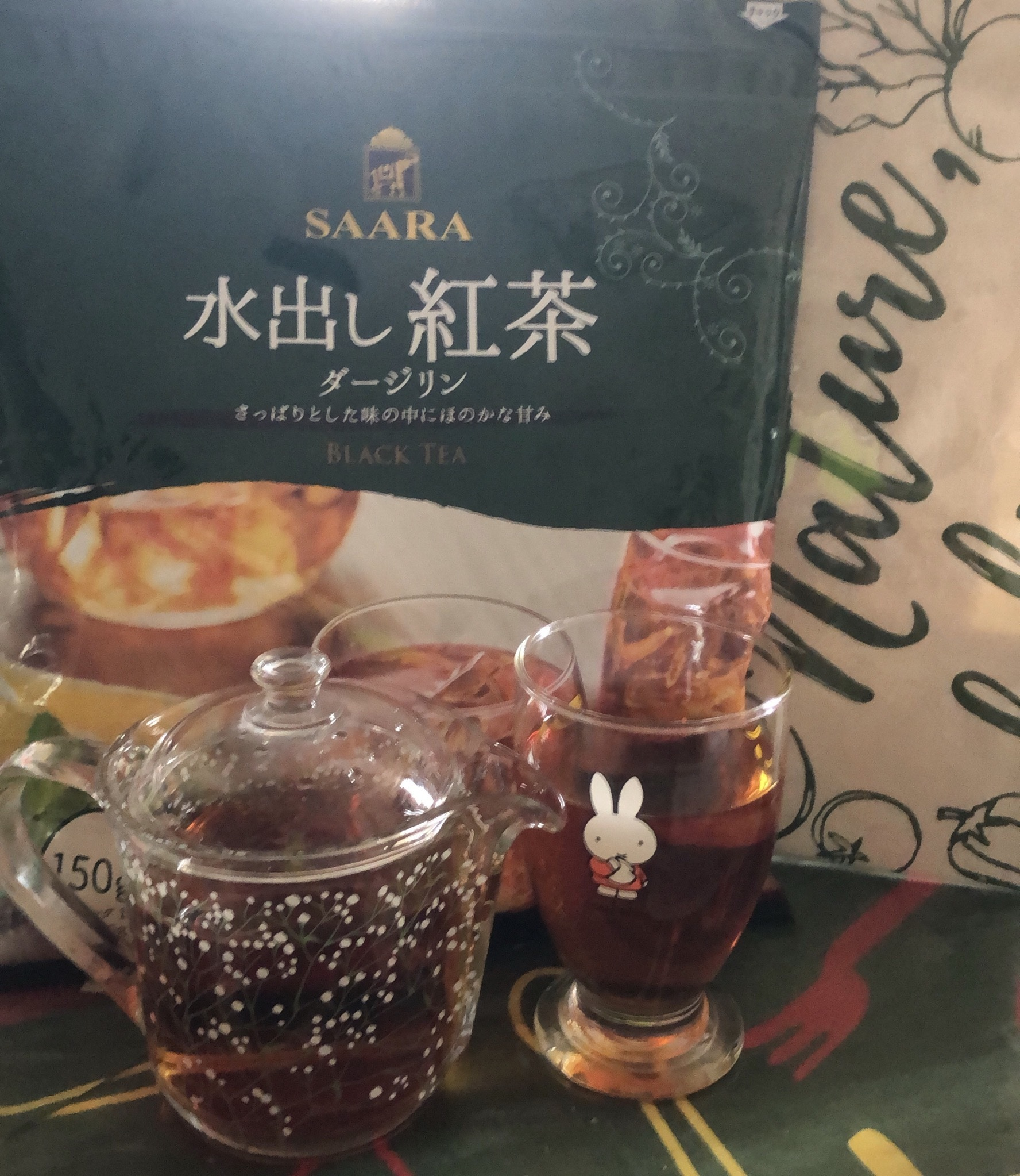 #ブルックス #紅茶 #brooks_campaign