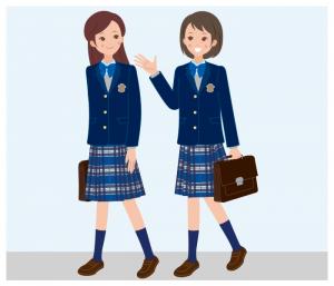 女子中高生の靴下事情【Vol.121】カンコーホームルーム