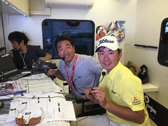 男子プロゴルファーナビ「日本ゴルフツアー選手権 森ビルカップ Shishido Hills」