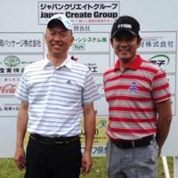 男子プロゴルファーナビ「ジャパンクリエイト チャレンジトーナメント in 福岡雷山」