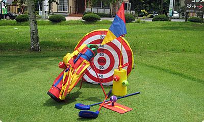ゴルフで地域振興!チャリティーイベントが8月に開催決定