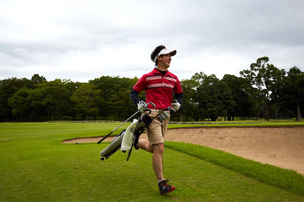 スピードゴルフ、国内で初めて通常営業で導入!