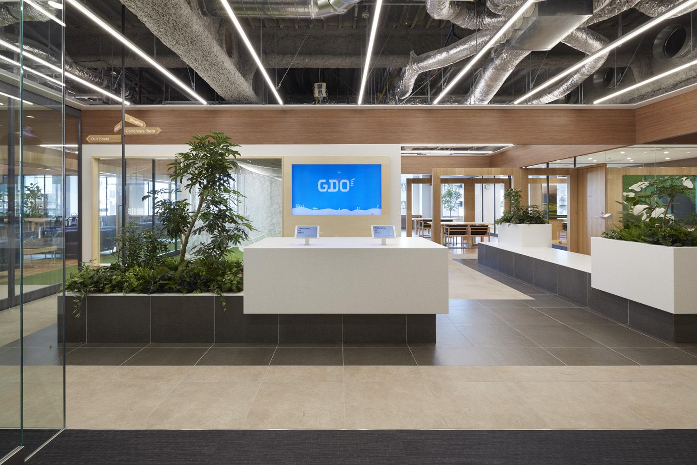 「新しい働き方」を支援する!dynabook 新TVCMにGDOオフィスが起用されました。