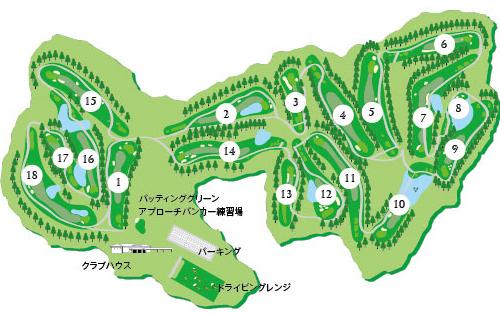スピードゴルフ体験会前に聖地「ワンウェイゴルフクラブ」を仮想ラウンド!