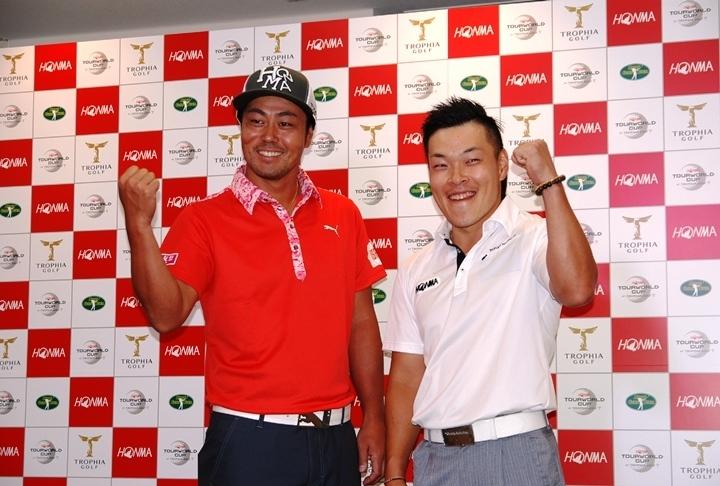 男子プロゴルファーナビ キーワードは熱意系!「HONMA TOURWORLD CUP AT TROPHIA GOLF」