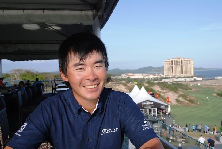 新春スペシャルインタビュー「ゴルフで世界をつなぐ!川村昌弘のブレない世界観」