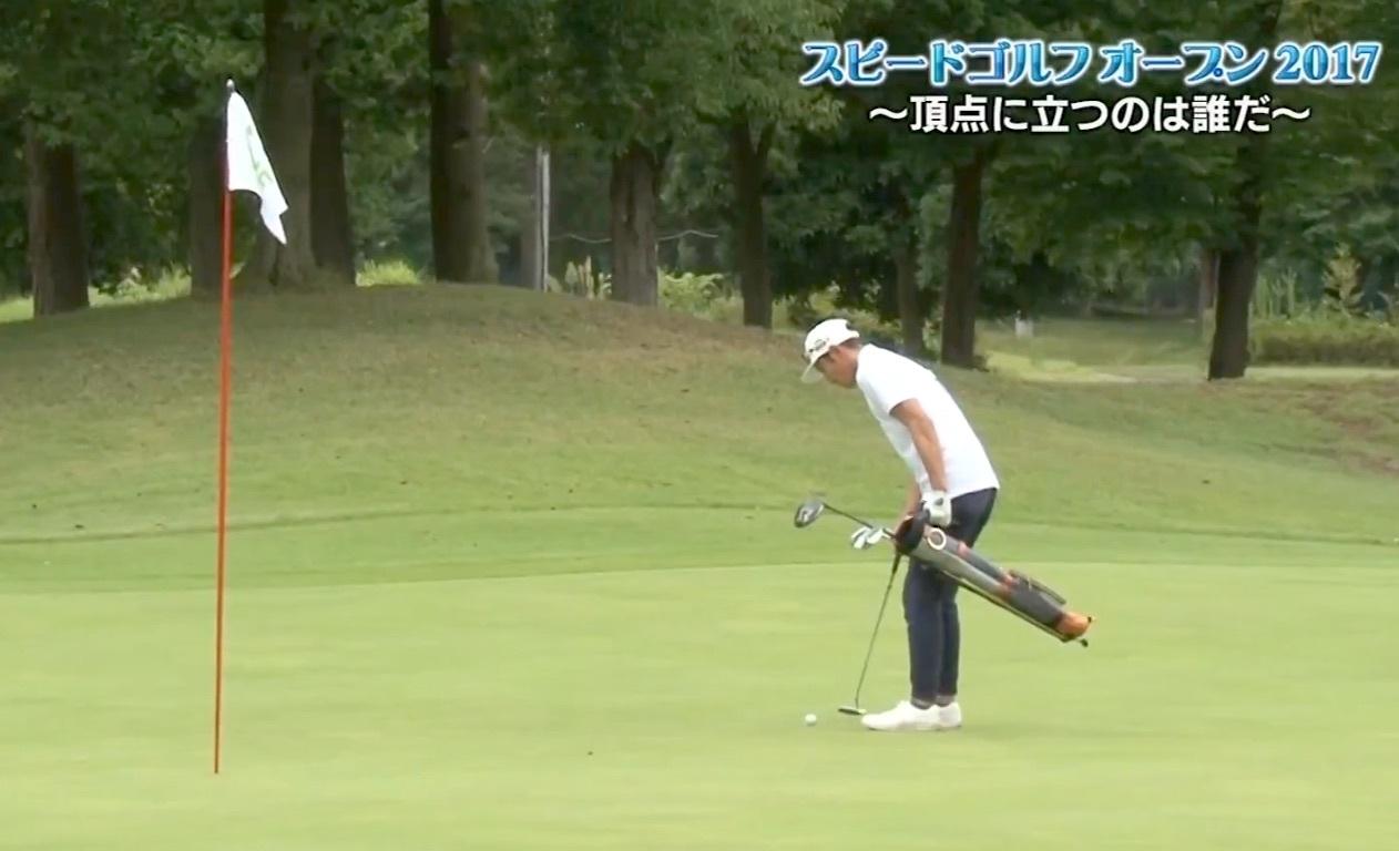 スピードゴルフ体験会企画!モデルや女子アナ、元箱根区間賞のプレーを動画でチェック