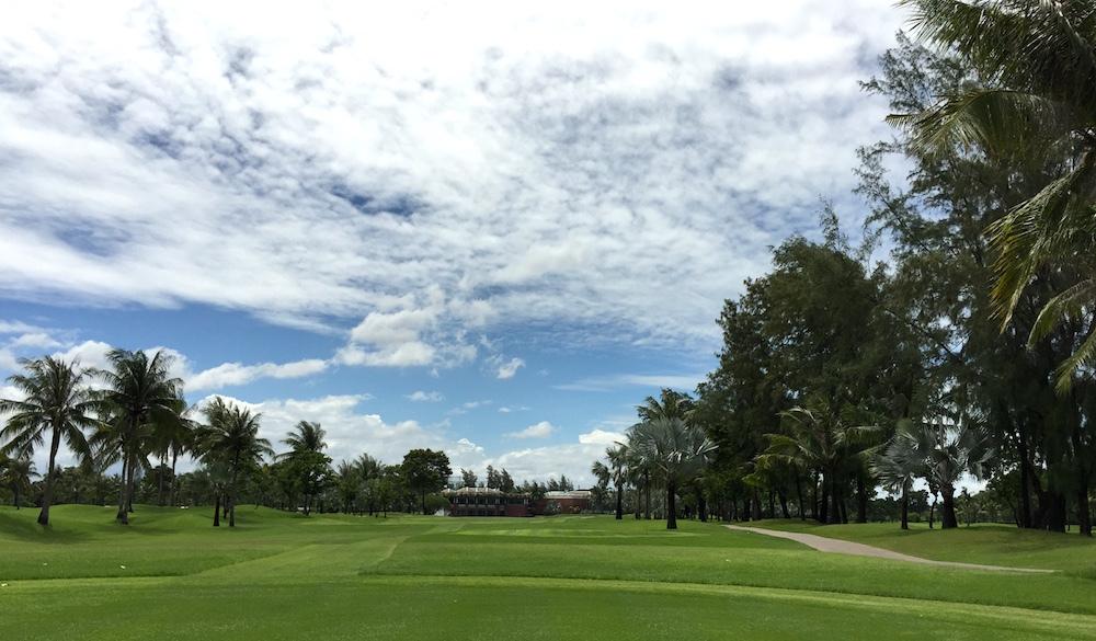 タイでゴルフをするなら外せない超名門!「タイカントリークラブ」