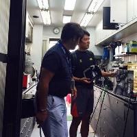 男子プロゴルファーナビ「関西オープンゴルフ選手権競技」
