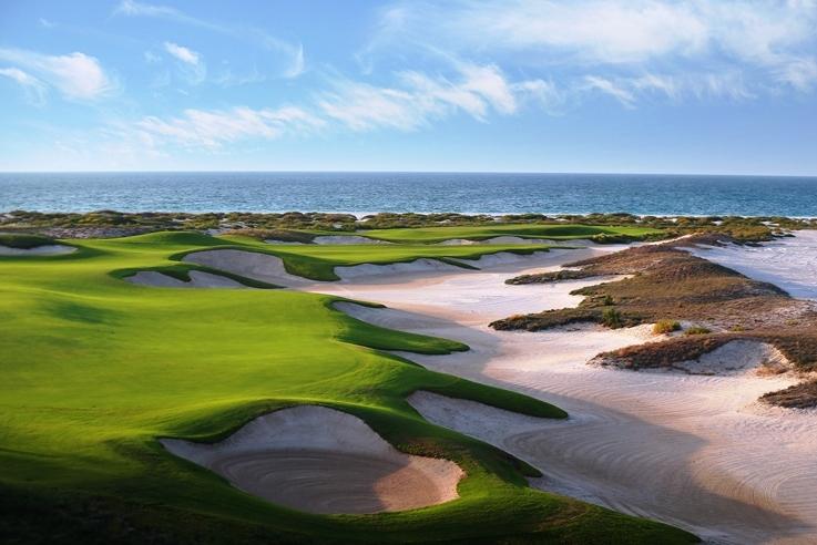 「中東のイメージが180度変わった!」アブダビは、新たなゴルフの楽園だ