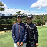 男子プロゴルファーナビ「東建ホームメイトカップ」