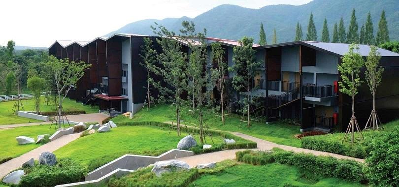 タイの軽井沢カオヤイはデザイナーズホテルが人気!「デュシットD2カオヤイ」