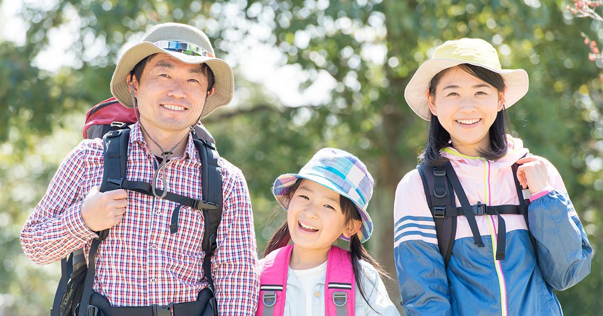 """新緑の季節到来!""""春の音""""を集めにハイキングへGO!"""