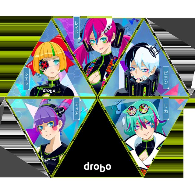 【Drobo】東京コミックコンベンションブース情報