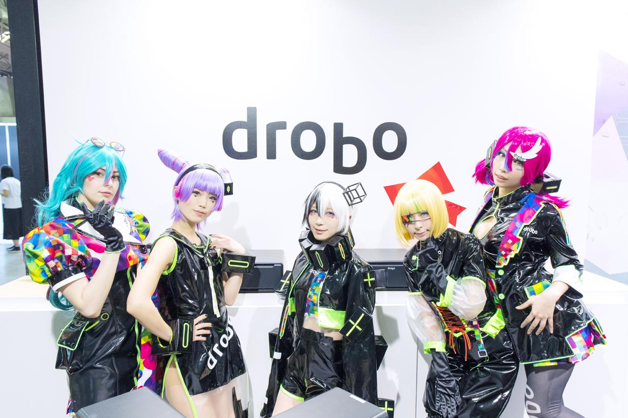 【Drobo】東京コミックコンベンションご来場ありがとうございました!