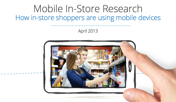 Mobile In-Store Research