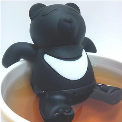 台灣黑熊泡茶器 (5.9折)
