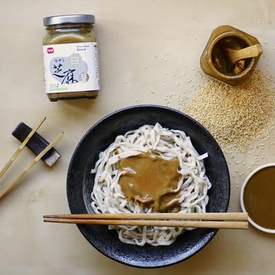 【 吃麵找我 】燕麥胡麻拉麵 四盒裝  附日式風味胡麻醬一罐 (7.1折)