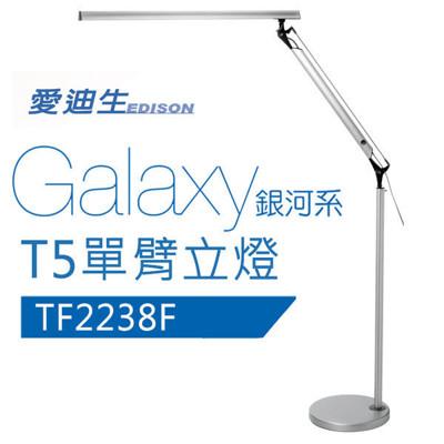 GE 奇異 愛迪生GalaxyⅡ 銀河系2代 T5單臂立燈 14W TF-2238F (7.4折)