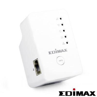 EDIMAX 訊舟 EW-7438RPn Mini N300 Wi-Fi多功能無線訊號延伸器 (7.8折)