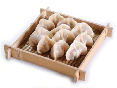 虱目魚水餃 (1.4折)