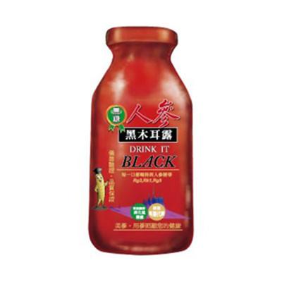 無糖人參黑木耳露 (0.7折)