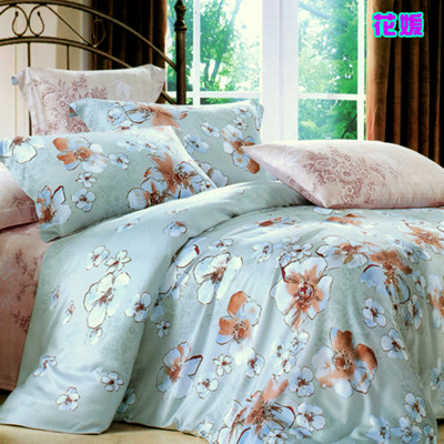 【Betrise】100%純天絲四件式兩用被床包組-雙人 (2.2折)