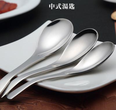 304不銹鋼食安湯勺 (4.1折)