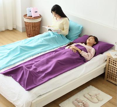 輕量便攜安心保潔睡袋 (2.9折)