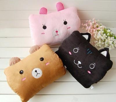 多功能暖手枕 抱枕 午休枕 墊背 (3.7折)