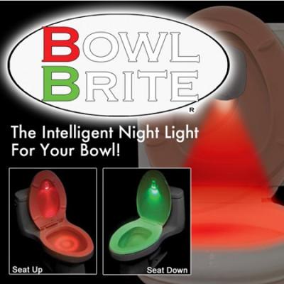 馬桶人體雙色感應燈 (4.4折)