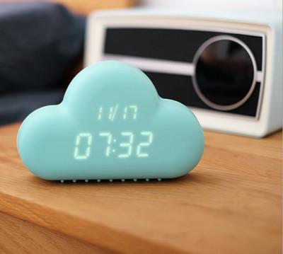 LED智能雲朵鬧鐘 (4.5折)