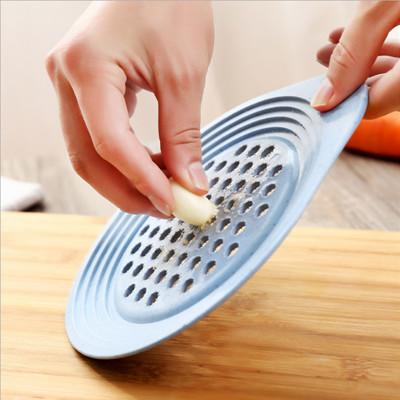 食物/蔬果磨泥器 研磨器 研磨盤 磨泥板 (5.1折)