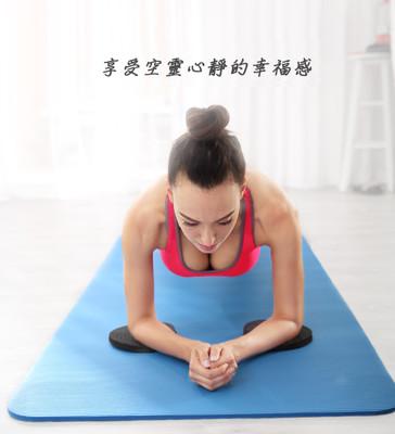 多色輕薄外出加厚運動瑜珈墊10mm (2.8折)