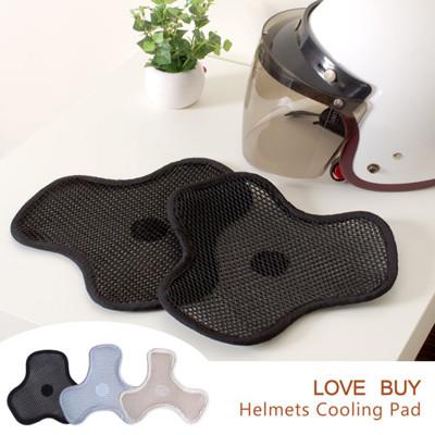 三角造型安全帽散熱墊/內襯 (2.4折)