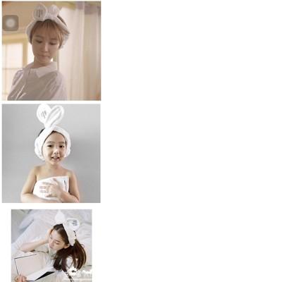 韓國超夯可愛造型束髮帶 (1折)