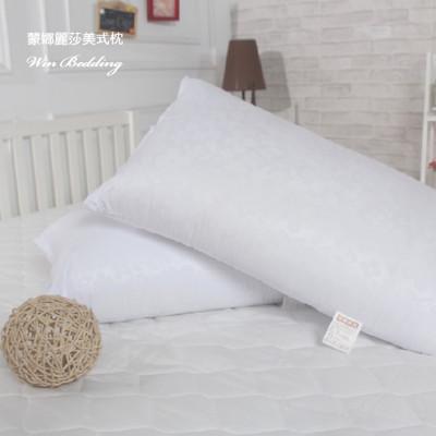 【韋恩寢具】蒙娜麗莎美式枕-1入 (1.2折)