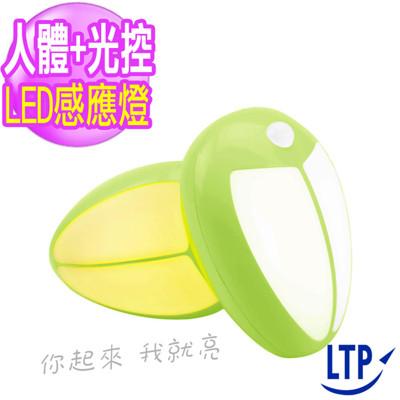 【LTP】LED智慧/人體光控感應燈 (電池式) (2.1折)