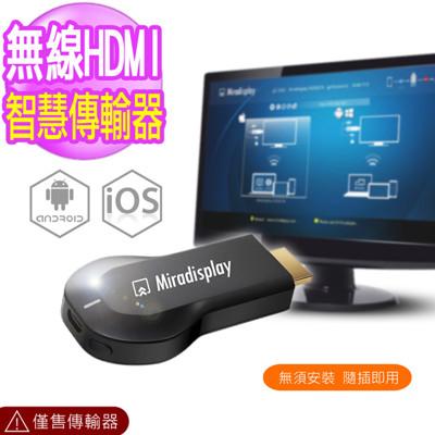終極版Miracast 鏡射傳輸器Apple/android YouTube 支援版(加送充電器) (3.9折)
